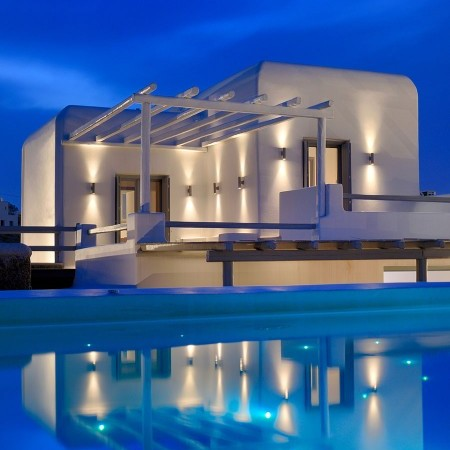 4 bedroom villa rental in Ornos Mykonos