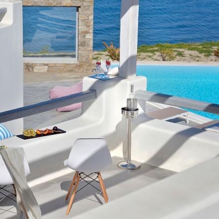 villa solaire Mykonos