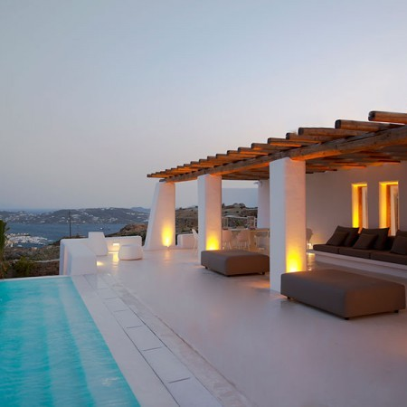 villa Suhina Mykonos