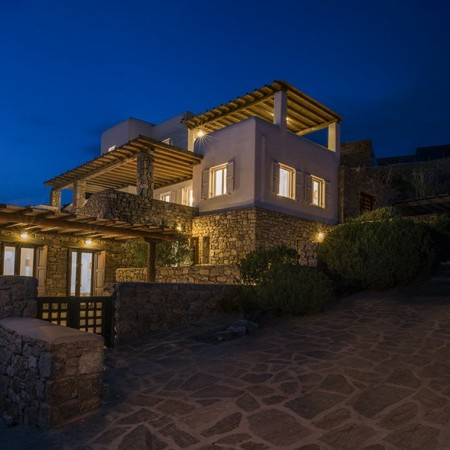 Mykonos Villa Tori