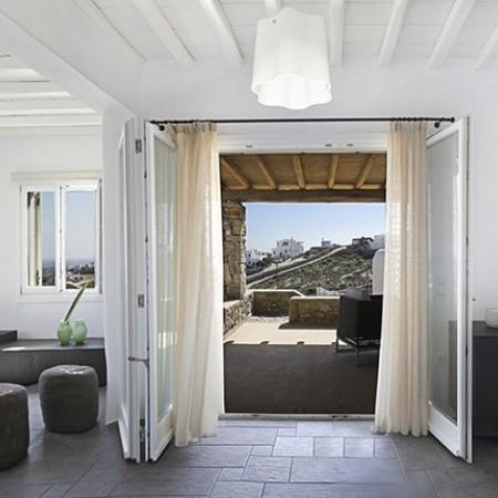 mykonos villa in Agios Ioannis