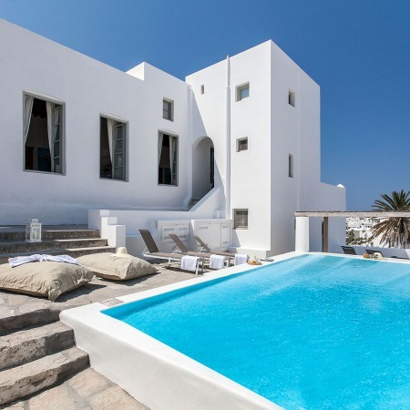 villa for rent in Mykonos town