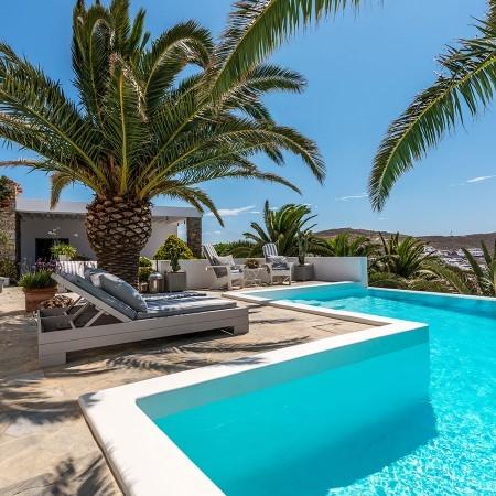 Villa whispering palms Mykonos