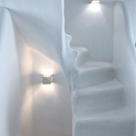stairs villa aeolia