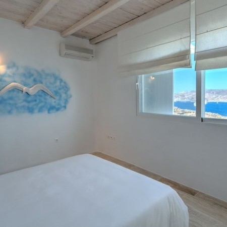 double bedroom villa eolia