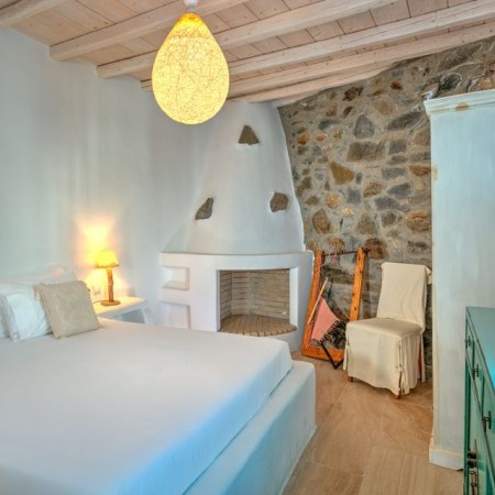 double bedroom villa aeolia