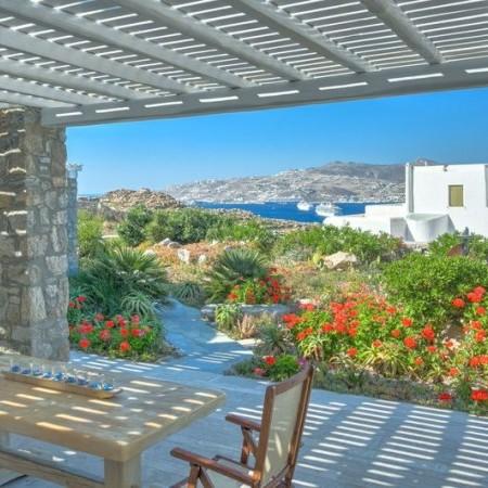 garden villa aeolia