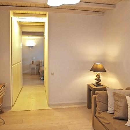 small en-suite living room