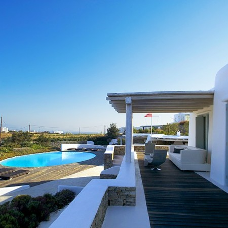 main veranda villa