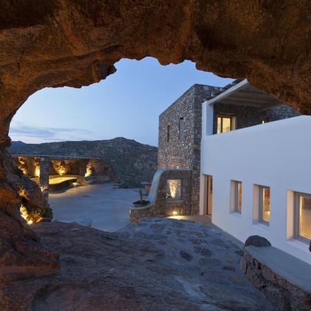 rocky villa mykonos