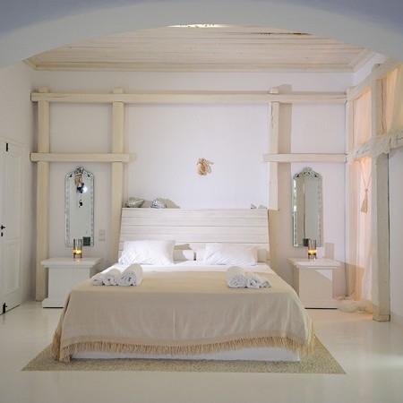 double bedroom villa orsalia