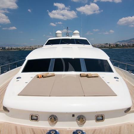 Whisper V Motor Yacht Charter