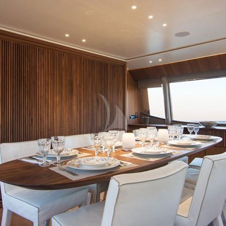 luxury yacht charter Greece