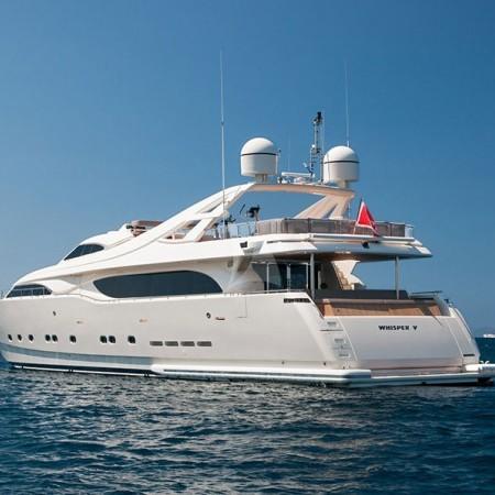 whisper v yacht