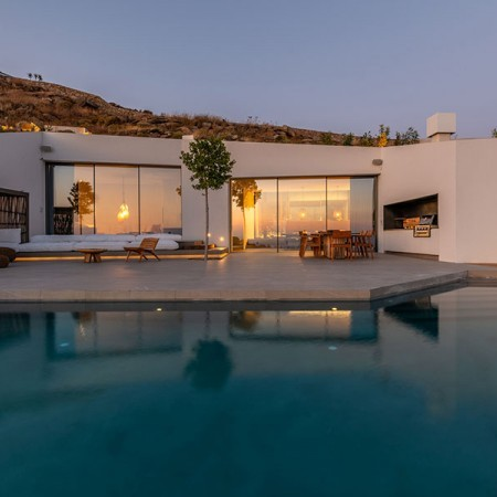luxury villa rental Mykonos