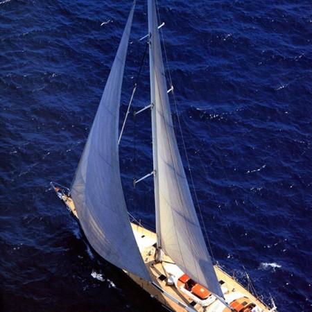 Wind of Change luxury sailing Yacht
