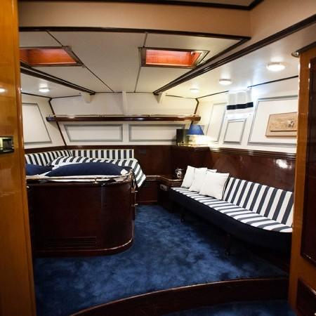 sailing yacht cabin