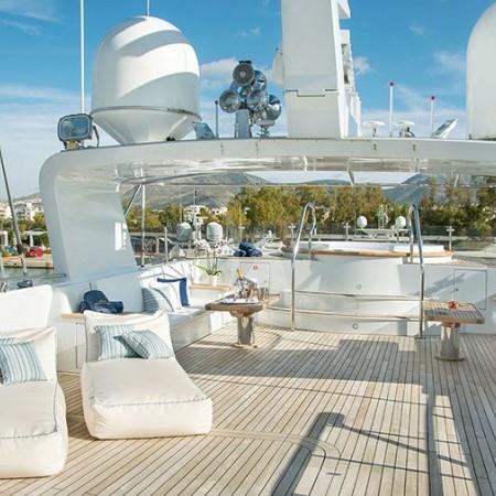 boat's deck