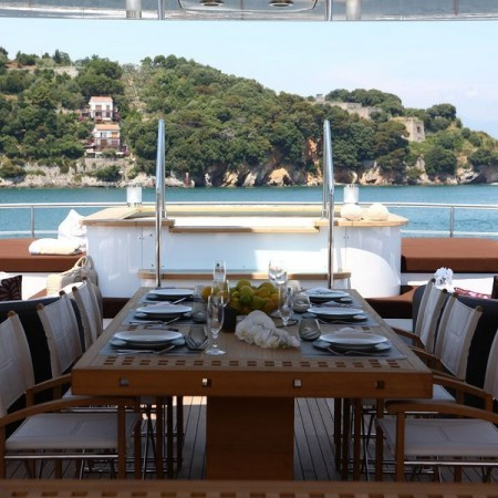 Zaliv III yachting