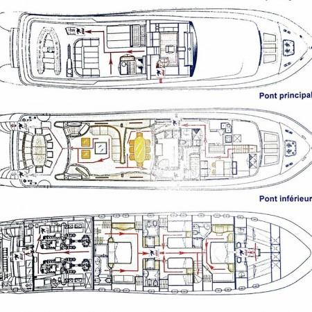 zen yacht layout