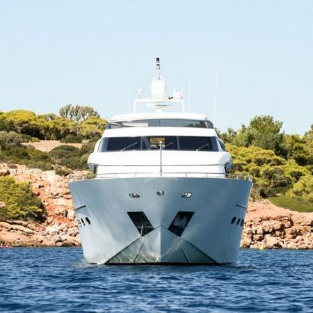 zen luxury yacht charter