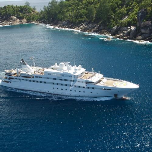 Lauren L super yacht