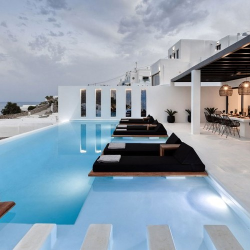 luxury vacation rental Mykonos