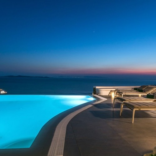 luxury villa mykonos