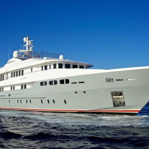 oceanos yacht