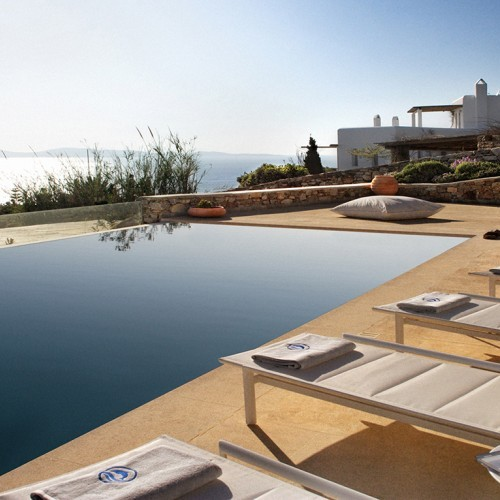 8 bedroom villa in Mykonos