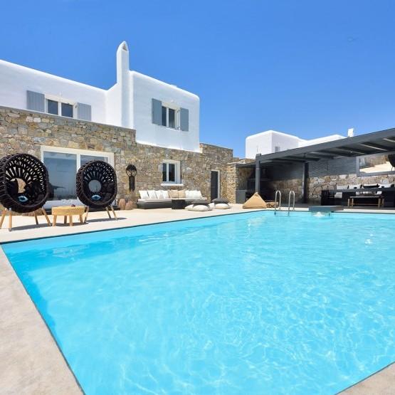 Mykonos villa Basil I