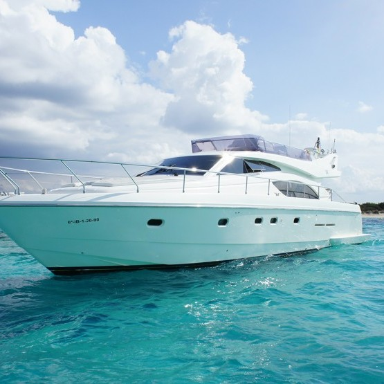 ferretti 53 motor yacht