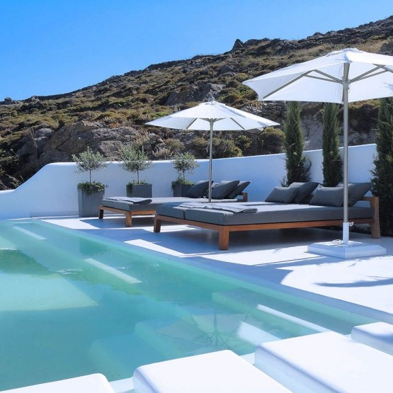 beachfront villa mykonos