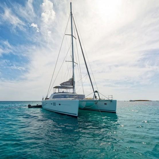 lagoon 500 sailing yacht Greece