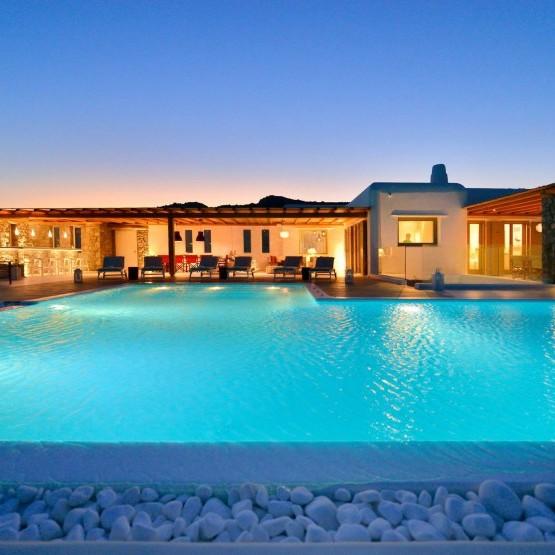Mykonos Villa Seascape