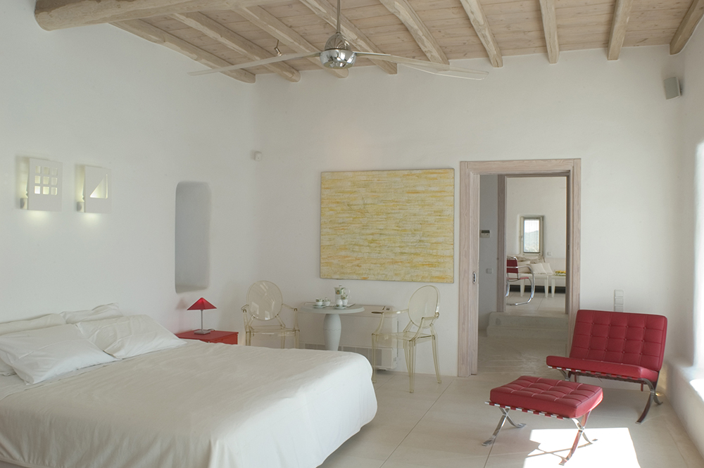villa cyan master bedroom