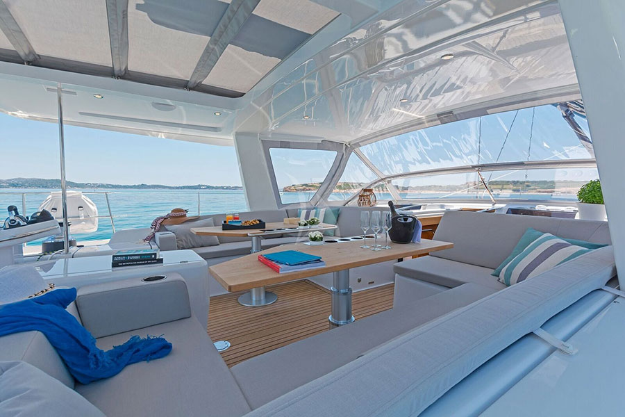Nadamas Sailing Yacht - Mykonos Gold Yachting, Greece